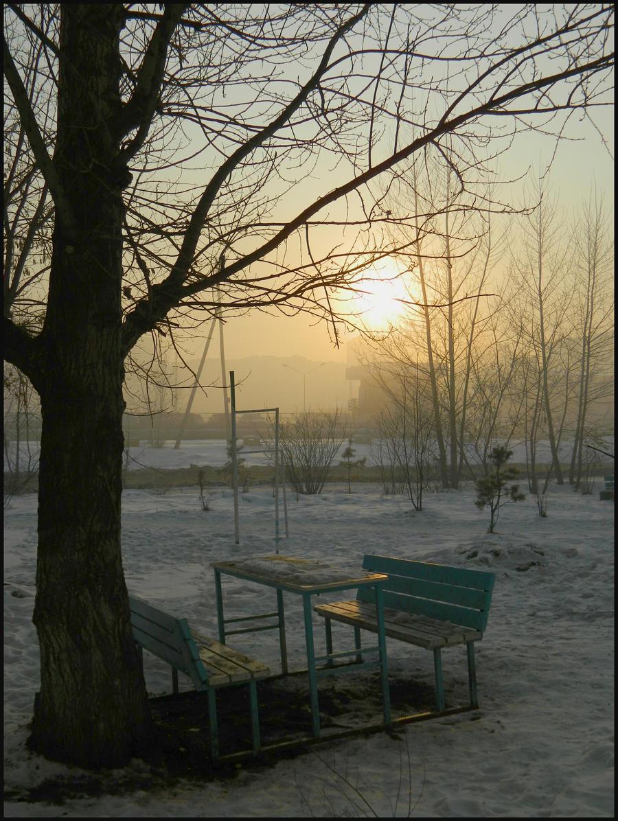 Let's Sit Down by MissLumikki