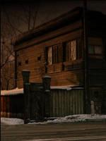 Nightfall by MissLumikki