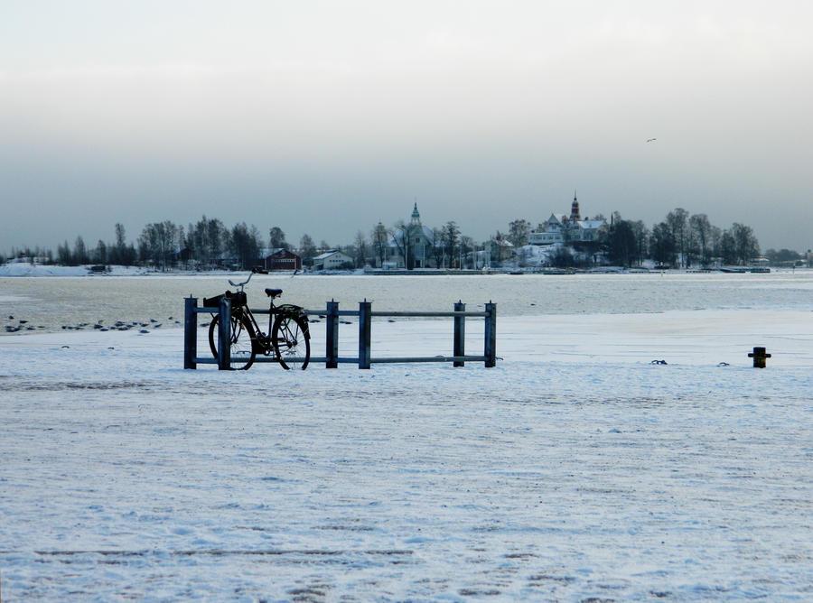 Winter Helsinki 3 by MissLumikki