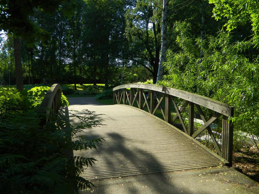 Bridge by MissLumikki