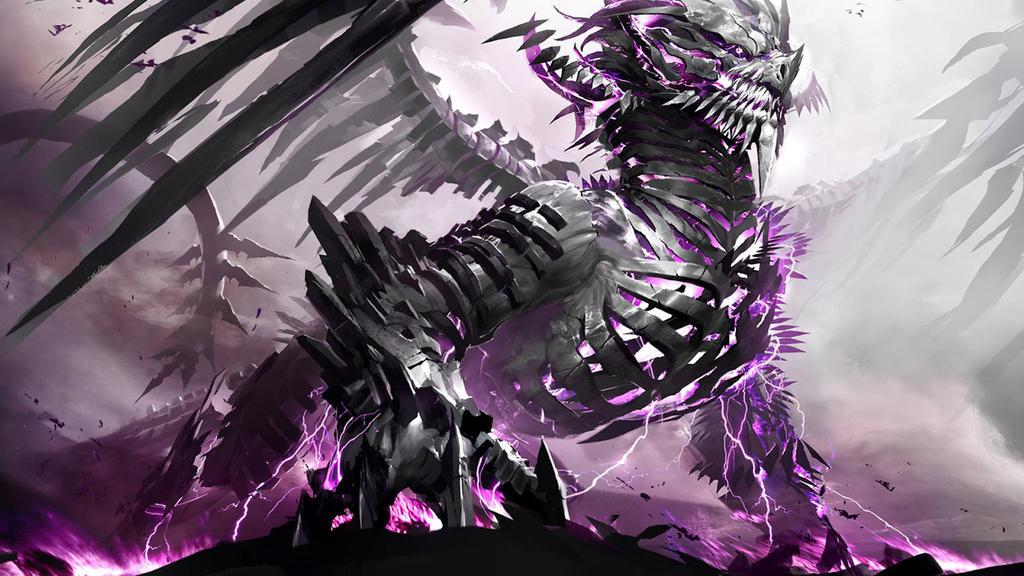 .:Purple Dragon:. by Venetrix