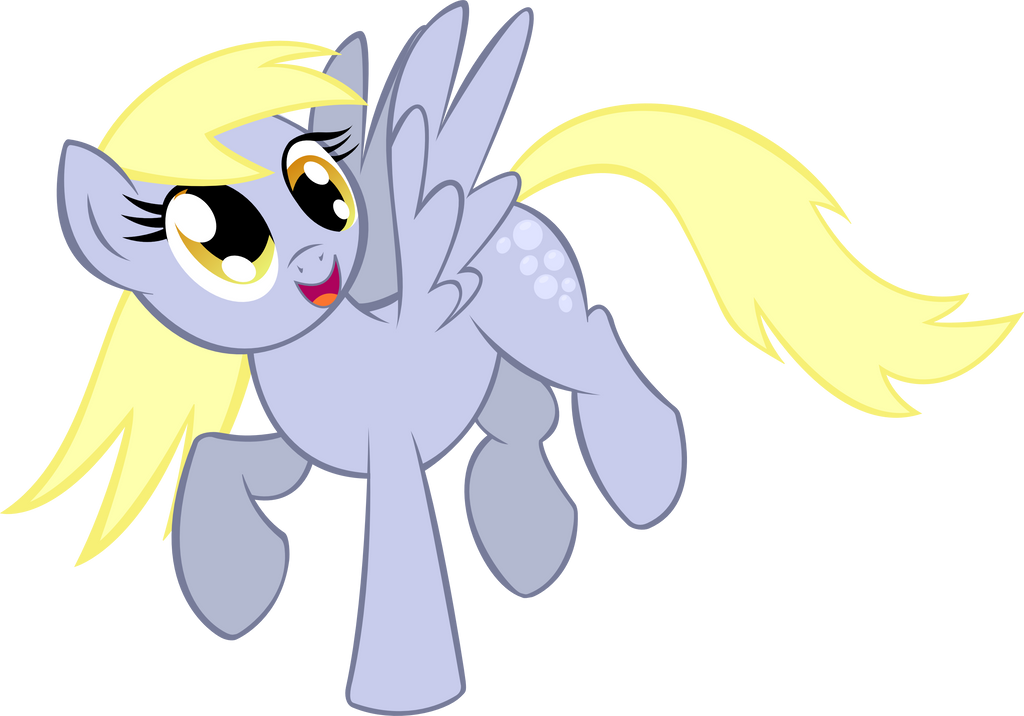 Derpy Hooves by TheShadowStone on DeviantArt