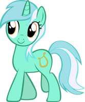 Lyra Heartstrings by TheShadowStone