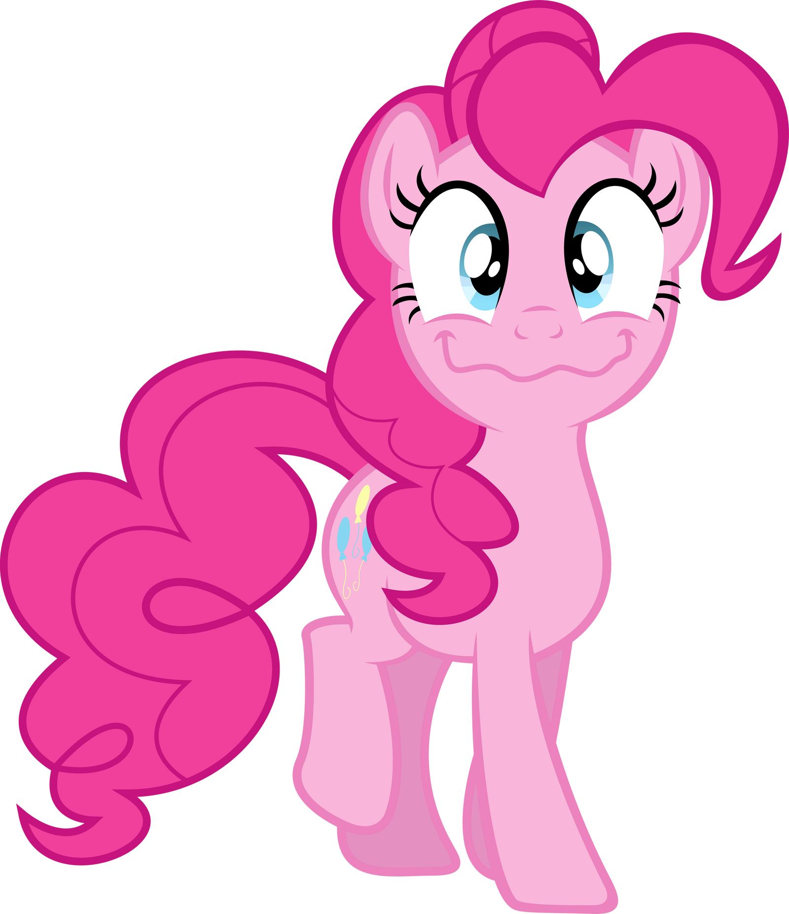 Nervouscited Pinkie Pie by TheShadowStone