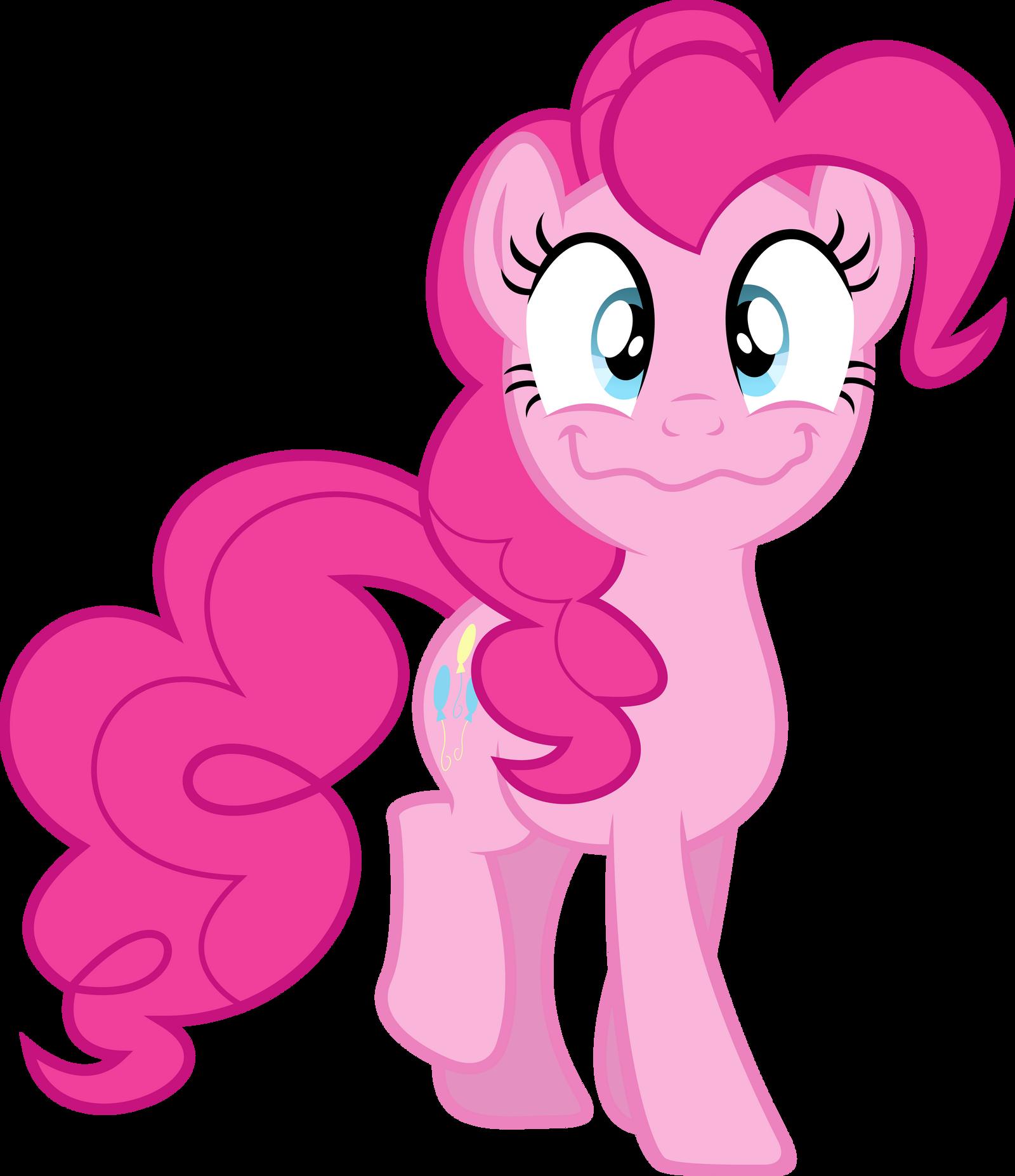 Nervouscited Pinkie Pie by TheShadowStone on DeviantArt