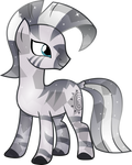 Crystal Zecora by TheShadowStone