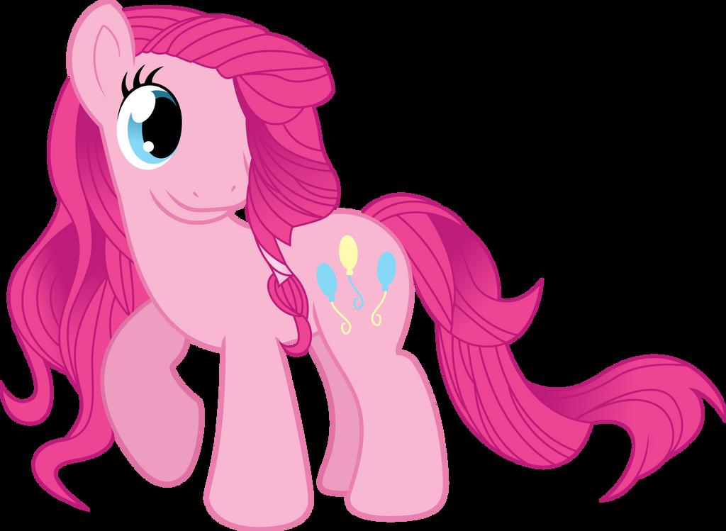 Pinkie Pie by TheShadowStone
