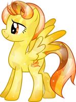 Crystal Spitfire by TheShadowStone