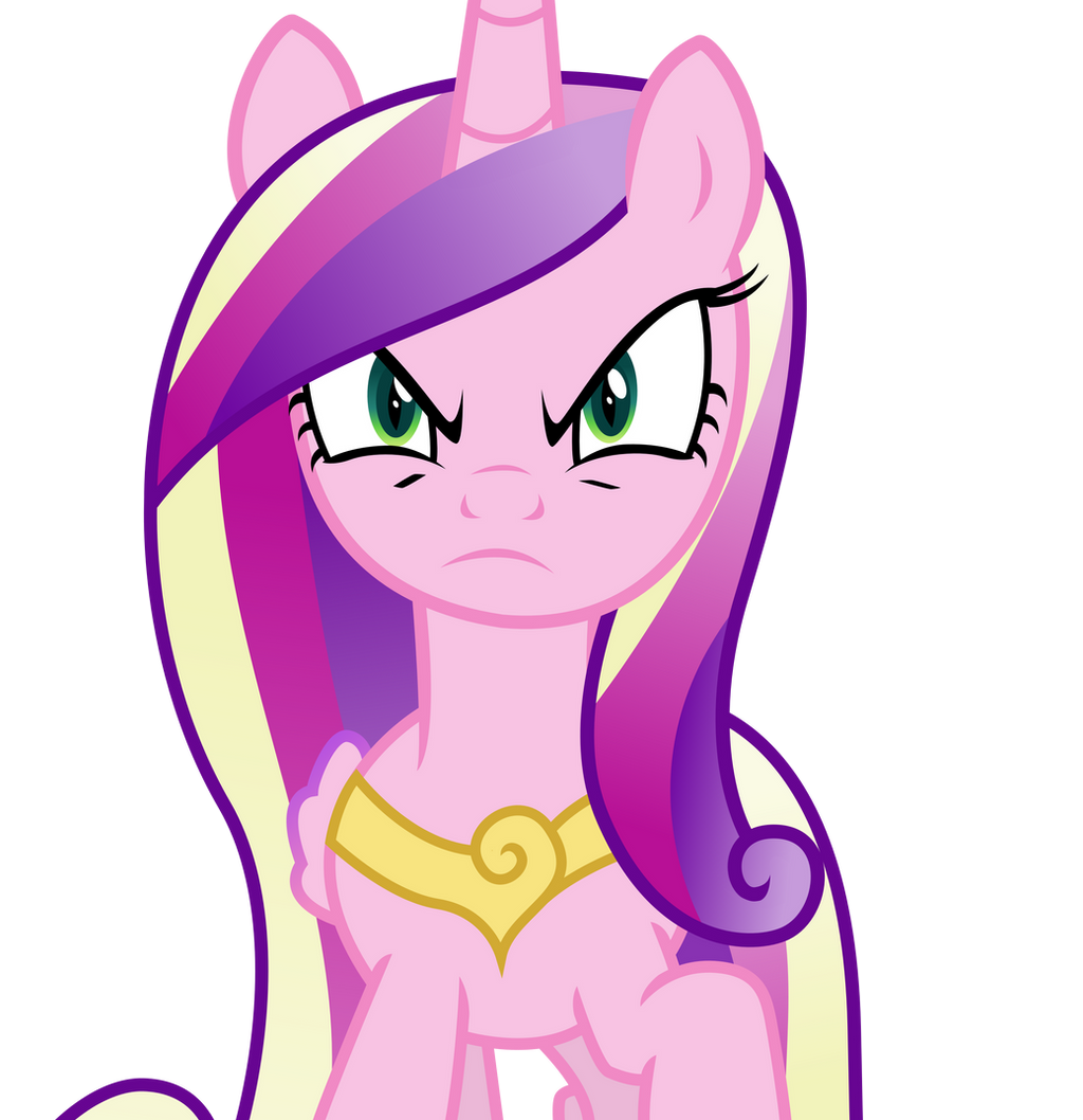 Angry deceptive cadance by theshadowstone on deviantart - My little pony cadence ...