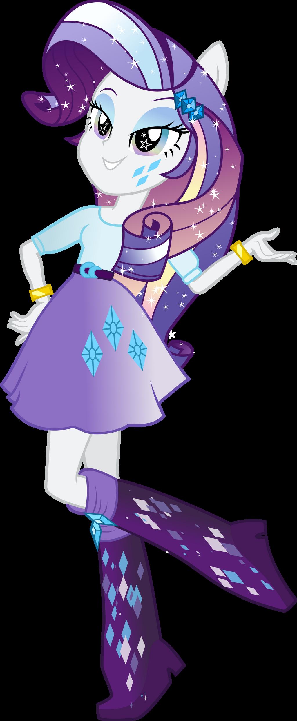 My little pony friendship is magic equestria girls rarity