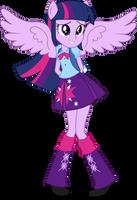 Equestria Girls: Princess Twilight Sparkle by TheShadowStone