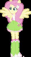 Equestria Girls: Fluttershy by TheShadowStone