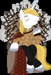 His Grace, Blueblood Baratheon by TheShadowStone