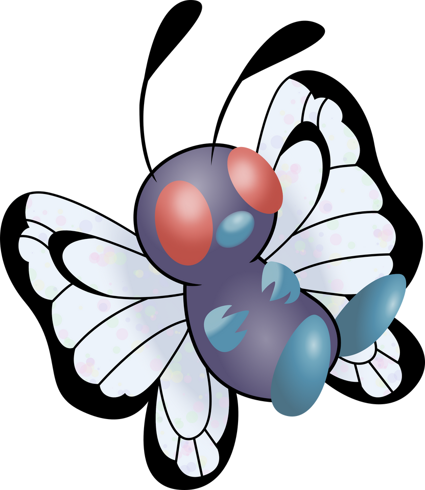 Butterfree by TheShadowStone