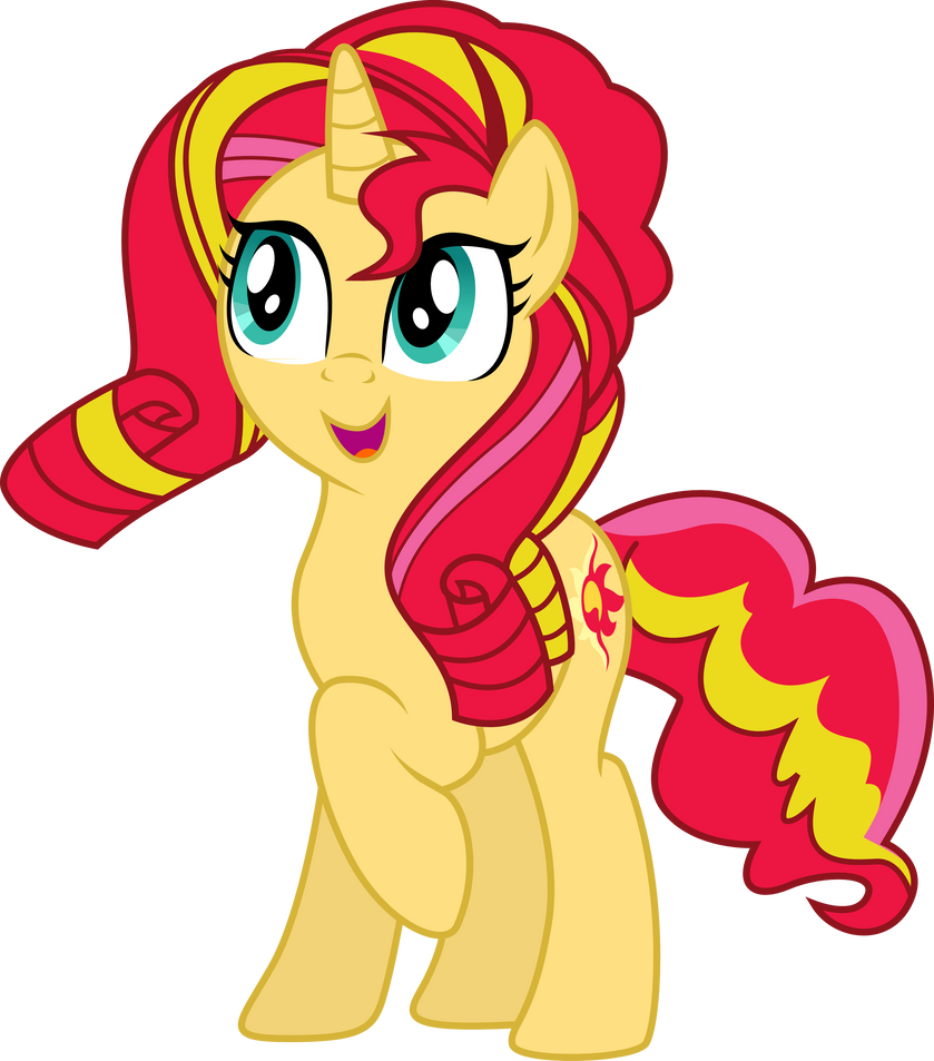 My Little Pony Equestria Girl Rainbow Rocks Sunset Shimmer