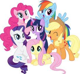 Do You Know You're All My Very Best Friends? by TheShadowStone