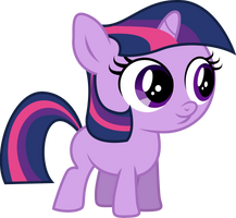 Twilight the FIlly by TheShadowStone