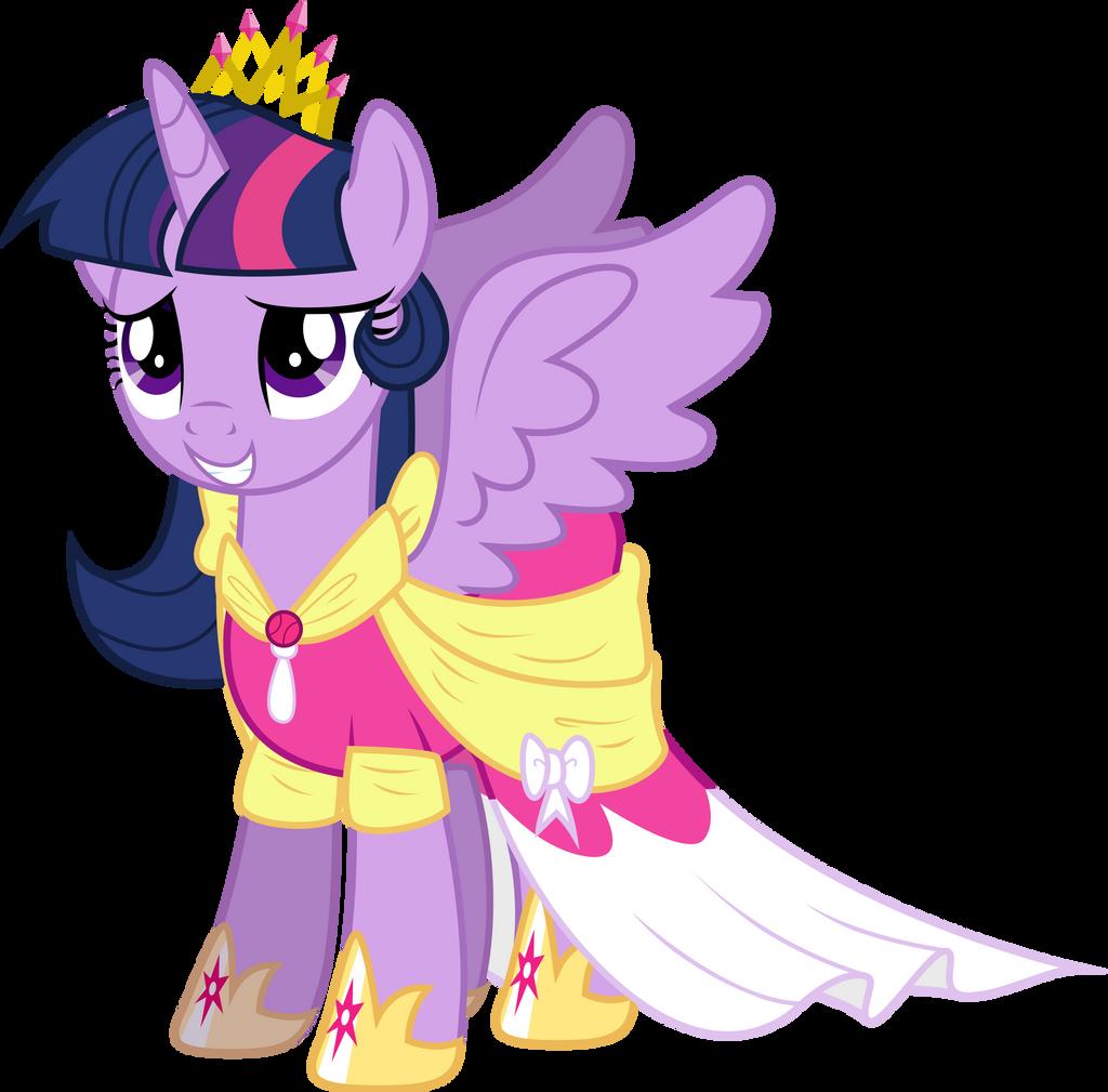 Princess Twilight Sparkle by TheShadowStone on DeviantArt