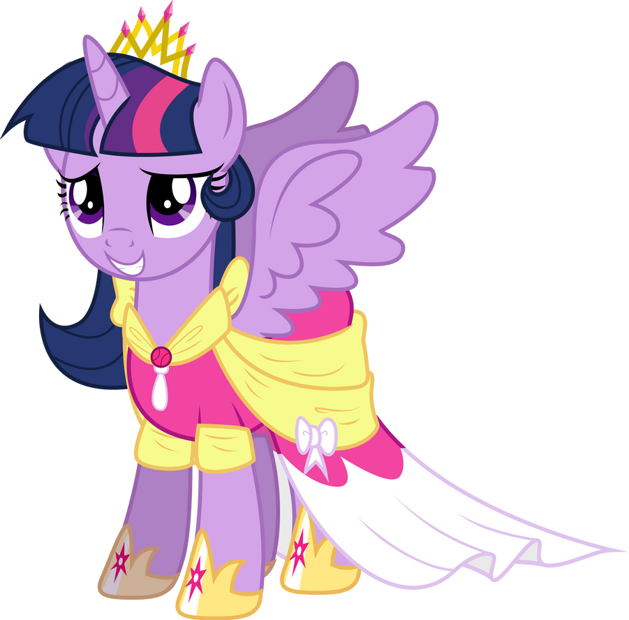 Princess Twilight Sparkle by TheShadowStone on DeviantArt