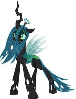 Queen Chrysalis by TheShadowStone