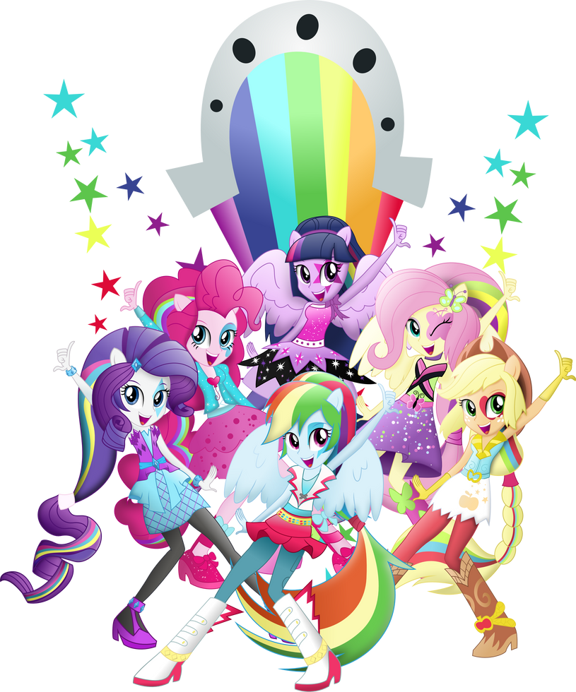 And We Shine Like Rainbows By Theshadowstone On Deviantart