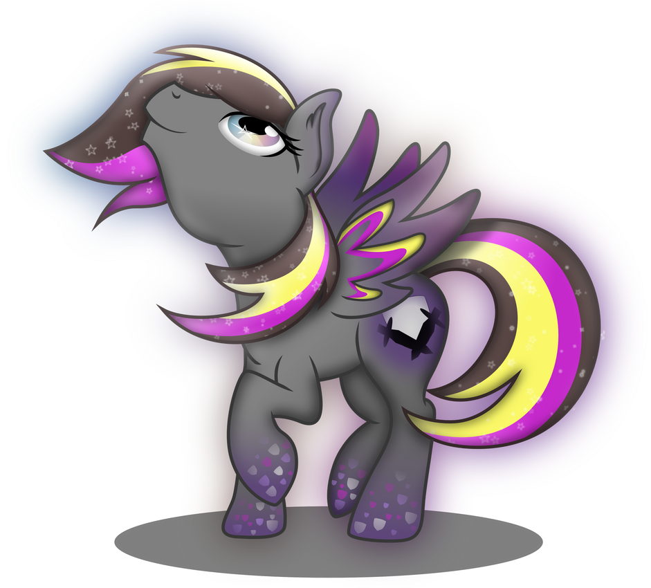 Rainbow Power ShadowStone by TheShadowStone