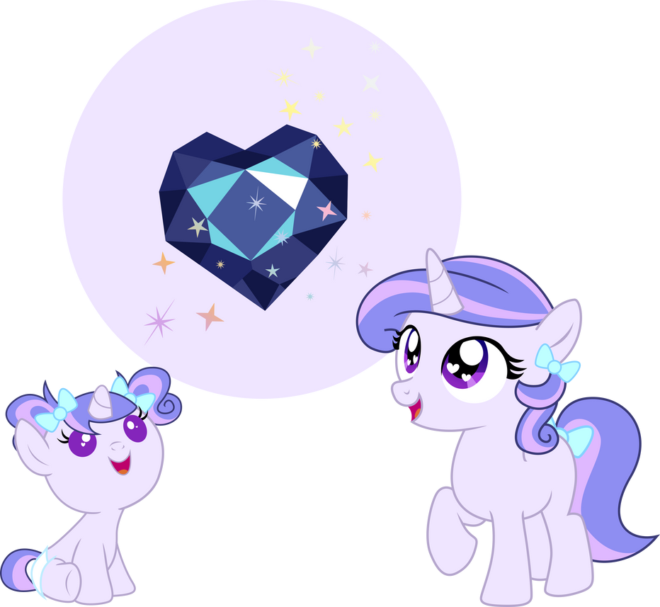 [SPECULATION SPOILER] Flurry Heart by TheShadowStone