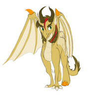 Vector Brony Dragon by TheShadowStone