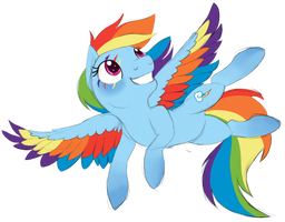 Rainbow Rainbow by TheShadowStone