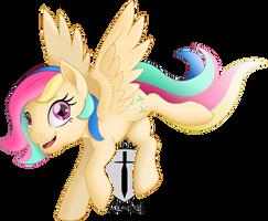 G4 Skydancer (Fan Redesign) by TheShadowStone