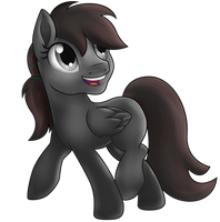 Prancing Pony by TheShadowStone