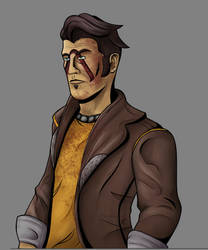Handsome Jack by TheShadowStone
