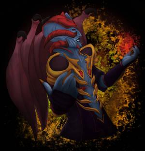 Zamorak the God of Chaos