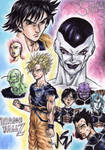 Dragonball Z Live action Style