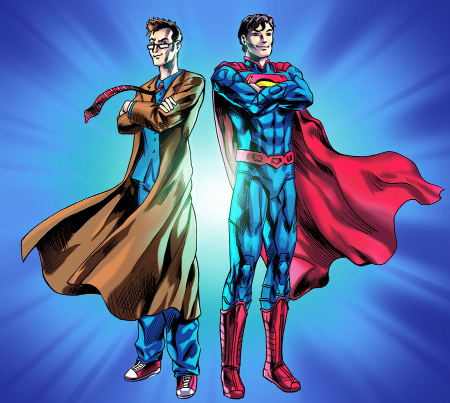 who superman Dr and