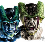 Perfect Cell Live action by MatiasSoto