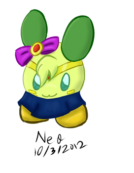 Art Trade : Bunny-Bon