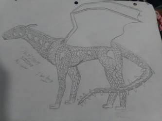 PhI Dragon (WIP) by Wolf24019