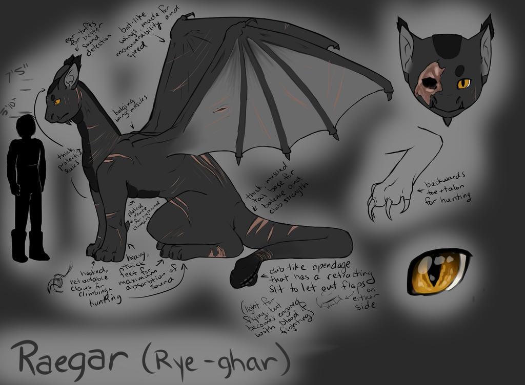 Raegar by snowyfoot3000