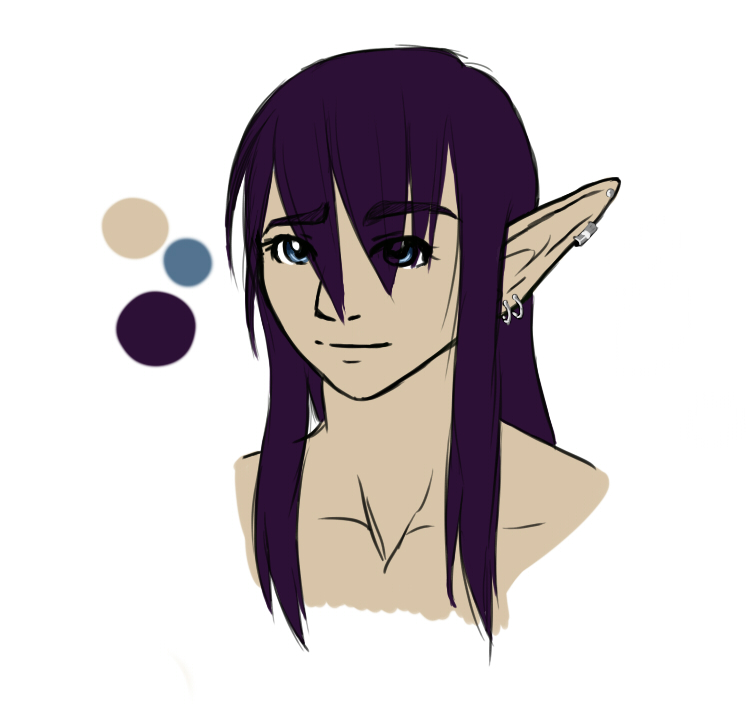 Eona Headshot Ref by snowyfoot3000