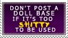 Shitty Doll Base by Azelanne