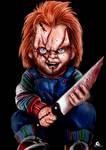 Chucky + Speed Paint