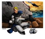 Commander Rex