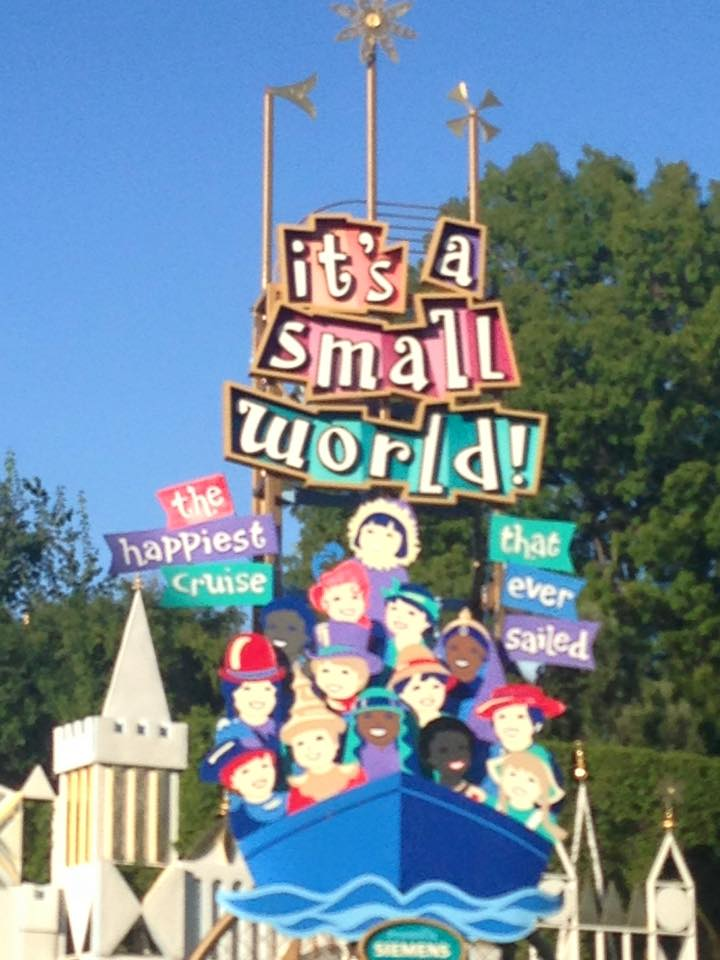 Its A Small World Disneyland by HavingHope5