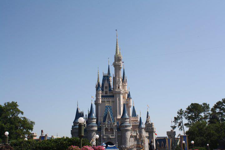 Cinderella Castle Walt Disney World by HavingHope5