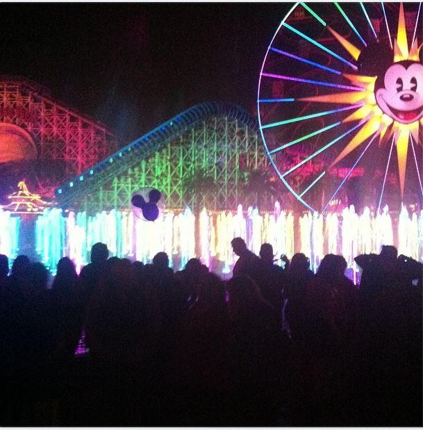 World Of Color Disneyland by HavingHope5