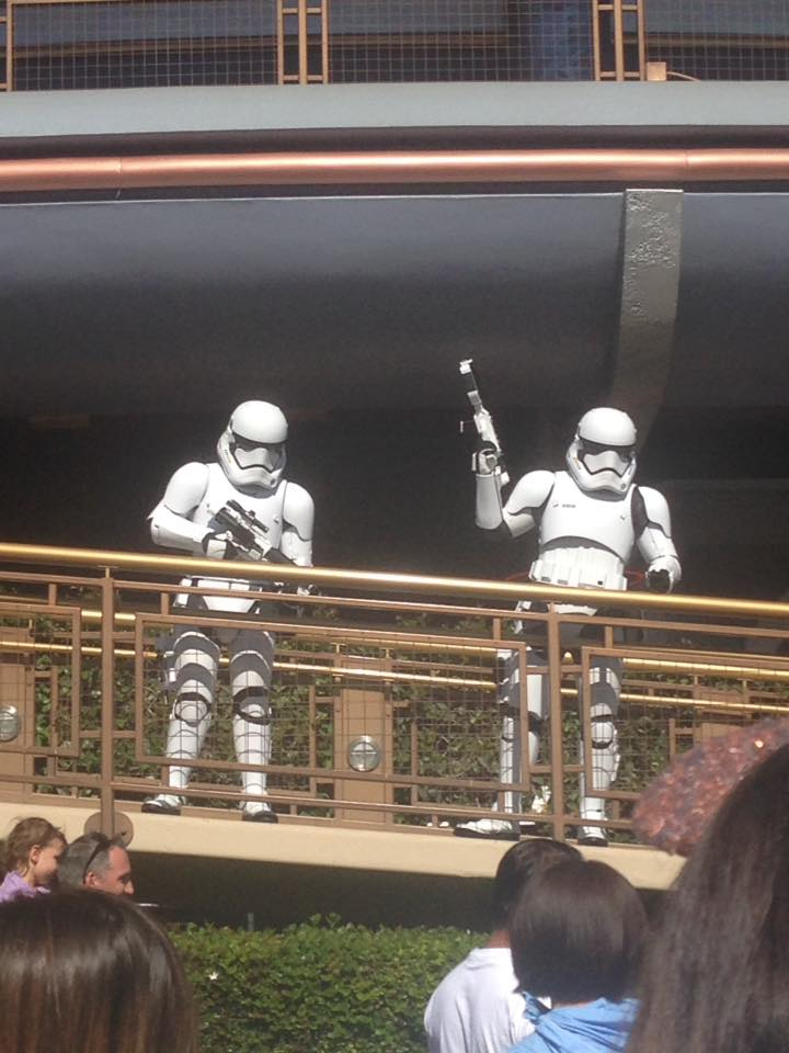 Stormtroopers Disneyland by HavingHope5