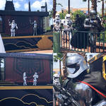 Star Wars Characters In Walt Disney World by HavingHope5