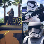 Star Wars Characters In Walt Disney World 2 by HavingHope5