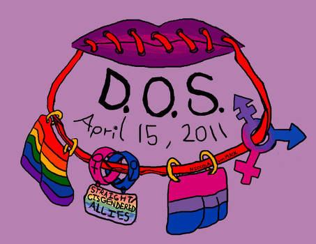 Day of Silence 2011 Design